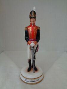 Michael Sutty 'Royal Artillery 1815' Figurine Ltd Ed 214 of 250