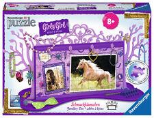 Ravensburger 120680 Girly Girl Edition Schmuckbäumchen Pferde