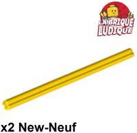2x Liftarm 1x11 thick épais noir//black 32525 NEUF Lego Technic