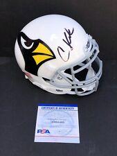 Christian Kirk Signed Autographed Arizona Cardinals Custom Mini Helmet Psa/Dna