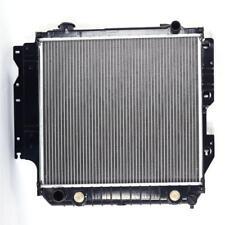 1682 NEW RADIATOR FOR JEEP FITS WRANGLER 2.4 2.5 4.0 4.2 L4 4CYL V6 6CYL BLACK