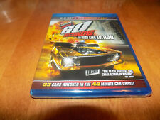 GONE IN 60 SECONDS CAR CRASH KING EDITION Classic Car Action BLU-RAY DVD NEW