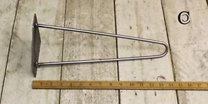 Heavy Duty Steel 3 Prong Hairpin Leg - 710mm