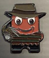 Amazon Peccy Freddy Krueger Nightmare Elm Street Halloween Collector Enamel Pin