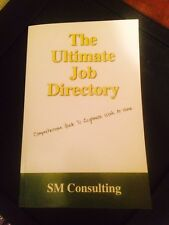 The Ultimate Job Directory Guide to working at home paperback