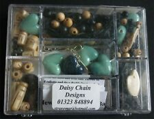 DAISY CHAIN DESIGNS JEWELLERY MAKING KIT WOOD/BONE
