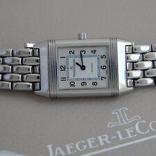 Jaeger-LeCoultre REVERSO Lady Bracelet Steel 260.8.86 Mechanical Cal 846/1 Boxed