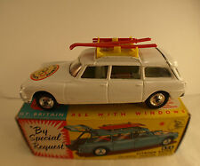 Corgi Toys 475 Citroën ID 19 Safari Olympic Winter games JO 1964 en boite