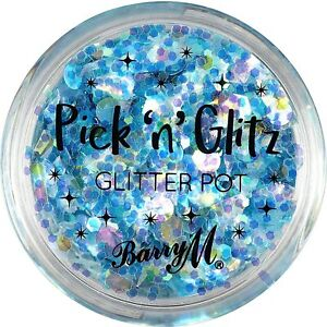 Barry M Pick 'n' Glitz Glitter Pot - PG1 Slay