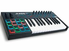 Alesis VI25 Advanced 25 Keyboard USB Keyboard Midi Controller Studio Sound