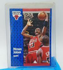 MICHAEL JORDAN 1991-92 Fleer #29 Card