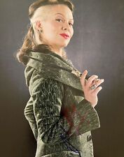 More details for helen mccrory signed harry potter 10x8 photo