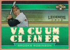 2011 Topps Triple Threads Legends BROOKS ROBINSON Jersey Card #TTRL-2  16/18