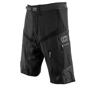 O'Neal PIN IT III Fahrrad Shorts Schwarz MTB Hose Mountainbike Downhill Fahrrad