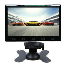 "HD 7"" Ultra Thin 800*480 TFT LCD Color 2-CH Input Car Rear View Headrest Monitor"