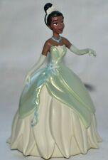 Disney Green TIANA FIGURINE Cake TOPPER Princess & the FROG Toy NEW
