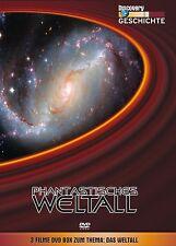DVD Box/ Discovery Geschichte - Phantastisches Weltall - 3 DVD !! NEU&OVP !!