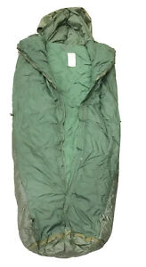British Military Army 58 Pattern ECW Feather Sleeping Bag 2 Sizes + Grades #3506
