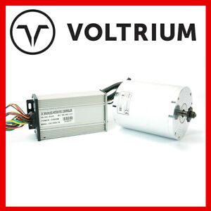 New Voltrium 3000w 60v Motor + Controller for Electric Scooter - 1000w 2000w