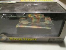 Dragon Armor 1/72nd scale diecast #60004 German  King Tiger #008