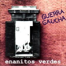 Enanitos Verdes Guerra Gaucha 1996 CD
