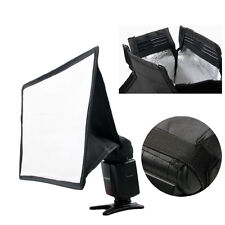 30x20cm Flash Soft box Diffuser For Canon 600EX-RT 580EX II 430EX II 580EX 420EX