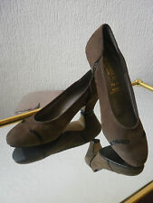 Salamander Damenpumps Halbschuh True Vintage Pumps Damenschuh braun gr.40 bequem