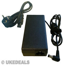 For SONY VAIO VGN-NS10L Laptop Charger AC Adapter Power Supply EU CHARGEURS