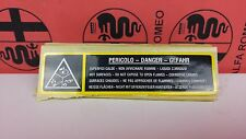 ALFA ROMEO 145/146/156/166/GTV/SPIDER TARGHETTA 12855880