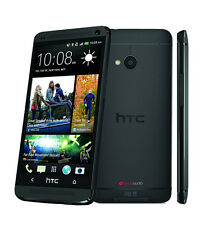 HTC ONE (M7) 32GB (BLACK) Quad-Core 4.7 Inches Unlocked Android Móviles libre