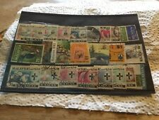 Malaysia Mixed Lot Of Stamps