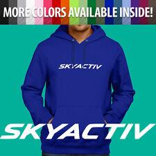 Skyactiv Mazda 3 6 Miata MX5 Mazdaspeed Gift Pullover Sweatshirt Hooded Sweater
