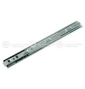 NEW OEM GE Refrigerator SLIDE LOWER FZ LH  WR72X10428