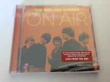 THE ROLLING STONES ON AIR CD ALBUM NEW AND SEALED