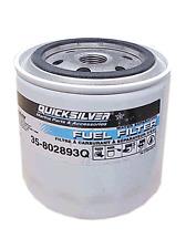 Mercury / Quicksilver 35-802893Q01 Fuel Filter