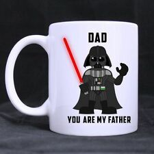 Details about  11oz Funny DAD Darth Vader You're My Father Ceramic Coffee
