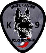 Écusson PatchK9_Unité Canine