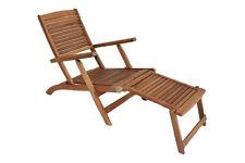 Sonnenliege Gartenliege Liege Garten Gartenmöbel Poolliege Deckchair Steamer