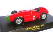 FERRARI D50 PETER COLLINS 1956  1/43 FORMULA F1 IXO ALTAYA DIECAST