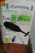 If I Die in a Combat Zone : Box Me up and Ship Me Home by Tim O'Brien