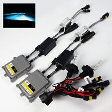 H13-2/9008 10000K Single Xenon 55W Can-bus Ballast HID Dual Beam Headlights Kit