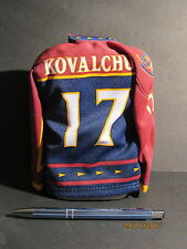 2003-04 Pacific Heads Up Mini Sweaters #2 Ilya Kovalchuk