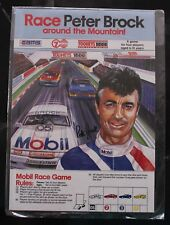 Peter Brock Mobil Race around the Mountain Game Rare Mint Sealed