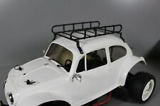 Metal Roof Mount Luggage Cargo Rack for Tamiya 1/10 RC  Volkswagen Beetle