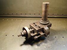 "Warner-Swasey W&S M-1865 Shank Mounting Lathe Turret Slide Tool: 1-1/2"" Shank"