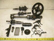 1992 Suzuki King Quad 300 ATV Transmission & Secondary Drive Bevel Gears & Shaft