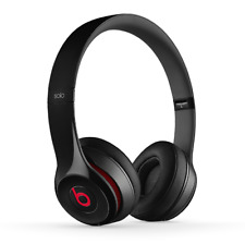 Beats by Dr. Dre Solo2 Solo 2 Wired On-Ear Headphones - Black