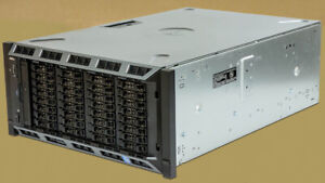 """Dell PowerEdge T620 Rack Server Configure-To-Order CTO 2x CPU 32x 2.5"""" HDD Bay"""