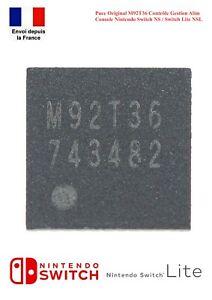 Puce Original M92T36 Module Contrôleur Gestion Alim USB-C Nintendo Switch / Lite