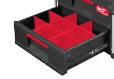 Milwaukee Schubladenunterteilungen für Packout 2 Schubladen-Werkzeugkasten